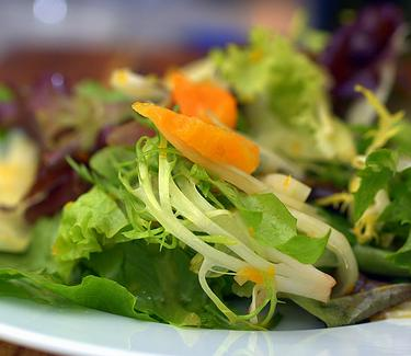 Salad of Mixed Greens 